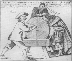 The_Scots_Holding_Their_Young_King's_Nose_To_the_Grindstone